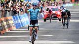 Giro:a L'Aquila vince Bilbao,Formolo 3/o