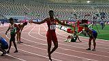 Ligue de diamant: Samba/Benjamin, coup de boost sur le 400 m haies