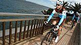Tour d'Italie: Gallopin passe près dans la 7e étape