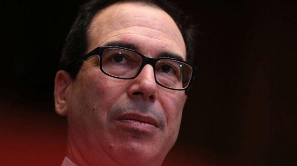 U.S. Treasury's Mnuchin rejects subpoena for Trump tax returns