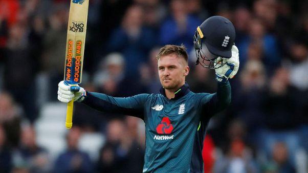 Roy ton helps England seal ODI series win over Pakistan