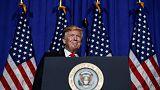 ترامب يقول إن هناك فرصة جيدة لأن يدعم الديمقراطيون خطته للهجرة والجدار الحدودي