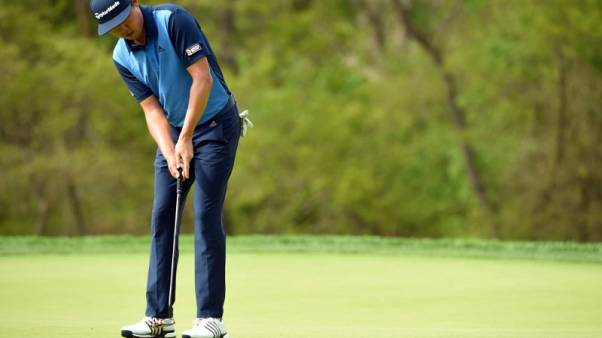 Late arrival nearly meant early PGA exit for Lipsky