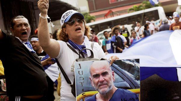 U.S. citizen shot dead in Nicaraguan prison was a Navy veteran, critic of President Ortega