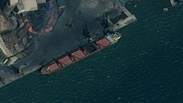 North Korea asks U.N. chief to address ship seizure by 'gangster' U.S.