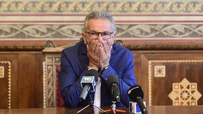 Sindaco di Legnano si è dimesso