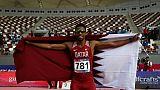 Ligue de diamant: Samba domine Benjamin sur 400 m haies avec le meilleur chrono de l'année