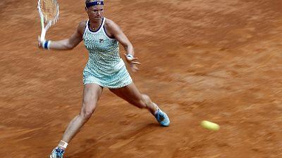 Open d'Italia, la Konta prima finalista