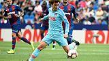 Espagne: sortie sans éclat avec l'Atletico pour Griezmann