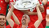 """Bayern Munich: """"Un moment spécial mais difficile"""" pour Ribéry"""