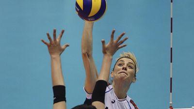 Pallavolo: Champions donne,vince Novara