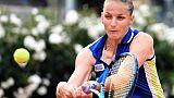 Tennis:finale donne sarà Pliskova-Konta