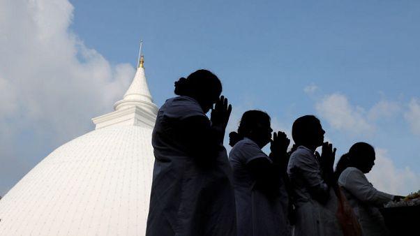 Sri Lanka's Buddhists mark sombre Vesak after Easter Sunday attacks