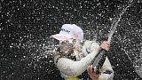 Motor racing - Visser is W Series winner at Zolder