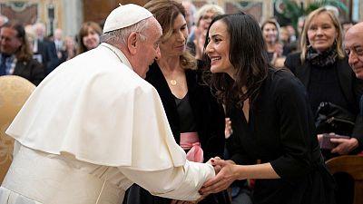 البابا يعبر عن تقديره لصحفيين فقدوا أرواحهم ويؤكد أهمية حرية الصحافة