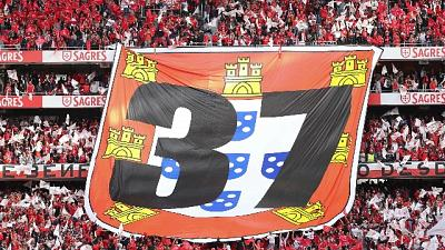 Il Benfica è campione del Portogallo