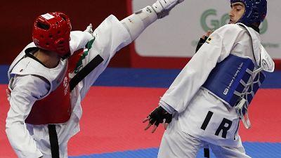 Taekwondo: Mondiali, Alessio oro 74 kg
