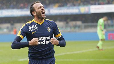 Play off serie B, Verona-Perugia 4-1