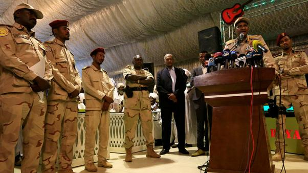Sudanese commander says democratic elections are his goal