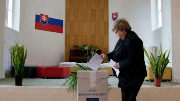 Européennes: l'abstention en hausse continue, records à l'Est
