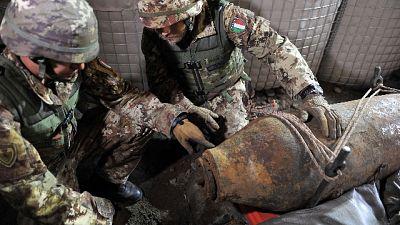 Bomba aereo a Fossano, è stata rimossa
