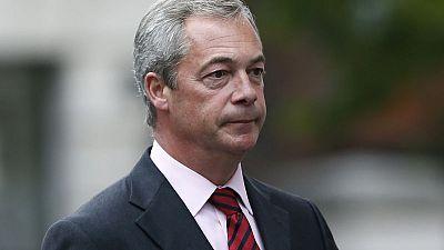 استطلاع: حزب بريكست يتصدر الأحزاب البريطانية قبل انتخابات البرلمان الأوروبي