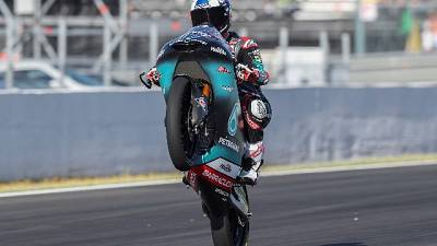 Moto3,in Francia vince britannico McPhee