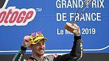 GP de France: McPhee gagne en Moto3, Canet conforte son avance