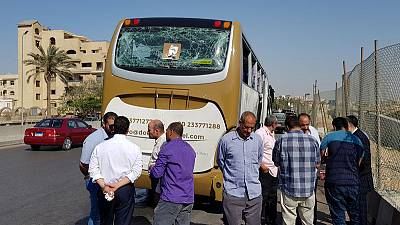 Blast injures South African tourists near Egypt's Giza pyramids - security sources