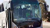 انفجار يصيب سائحين من جنوب أفريقيا قرب أهرامات الجيزة