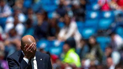 Liga:Real chiude Liga con 12ma sconfitta