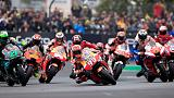 Motorcycling - Marquez extends championship lead with French GP win
