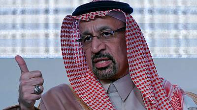 Saudi energy minister says he recommends driving oil inventories down