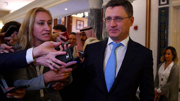 Russia's Novak - many options for oil deal, including production rise