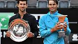 Tennis: nadal, un onore vincere a Roma