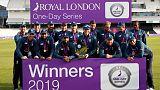 Woakes bags five wickets as England beat Pakistan in final ODI