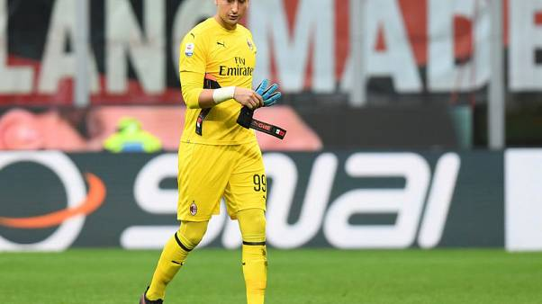 AC Milan's top four hopes boosted with win over Frosinone