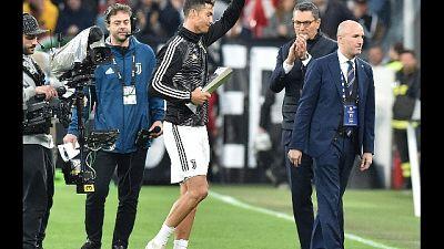 Ronaldo miglior giocatore serie A