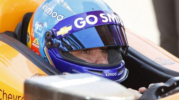 ألونسو يفشل في التأهل وباجينو أول المنطلقين في إندي 500