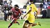 Top 14: Toulon facile vainqueur de Clermont pour la der à Mayol