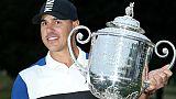 Championnat PGA: Koepka gonfle ses muscles et son palmarès