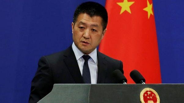 الصين تحث أمريكا على وقف الأفعال الاستفزازية في بحر الصين الجنوبي