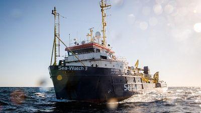 Indagato il comandante della Sea Watch