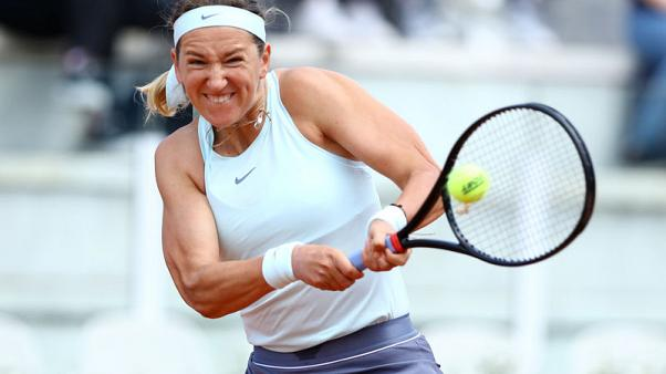 'I thought my career was over after pregnancy' - Azarenka