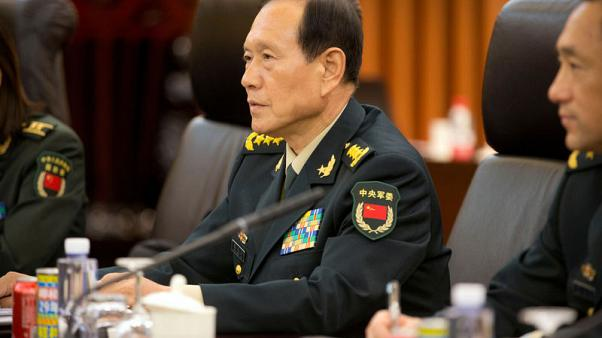 China's defence minister to speak at key Asia defence forum in Singapore