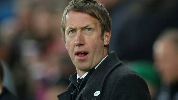 Brighton name Potter as new manager