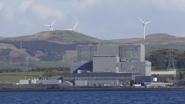 EDF Energy extends outages at Hunterston nuclear plant