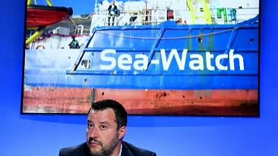 Flat tax: Salvini, è frontiera governo