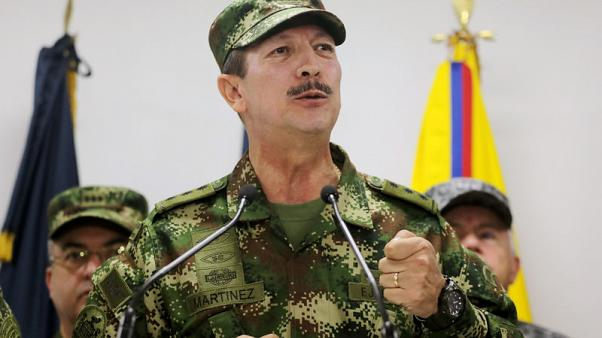 Colombian army denies pushing officers to hike rebel, criminal death toll