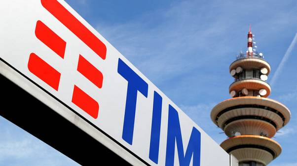 Telecom Italia core earnings fall 2.1% in first quarter, meet expectations